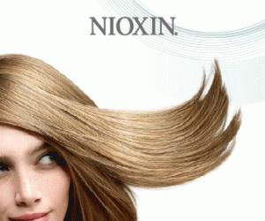 Nieuw: NIOXIN voor een gezonde hoofdhuid en voller, sterker haar