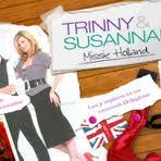 Gilbert knipt bij Trinny & Susannah Missie Holland