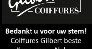 Coiffures Gilbert beste kapper van Alphen èn Lisse!