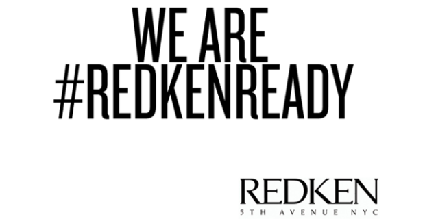 We are Redken ready!