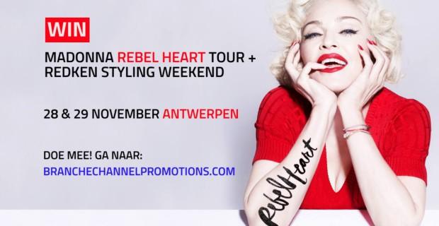 WIN een weekend Antwerpen!
