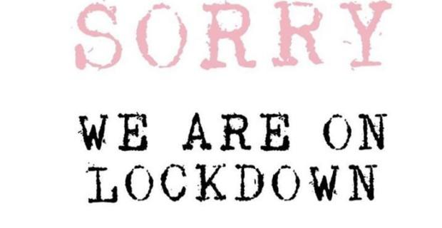 Corona Lock Down